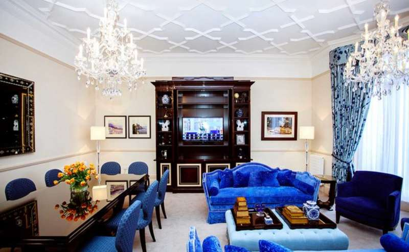 2 Bedrooms Apartment Flat for rent in Sloane Gardens, London