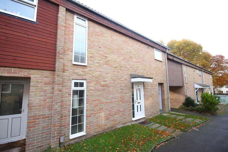 3 Bedrooms Terraced House for sale in Evedon, Bracknell