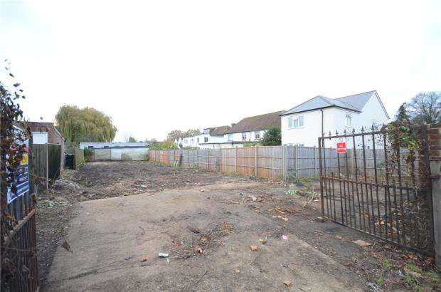 Land Commercial for sale in Basingstoke Road, Reading, Berkshire
