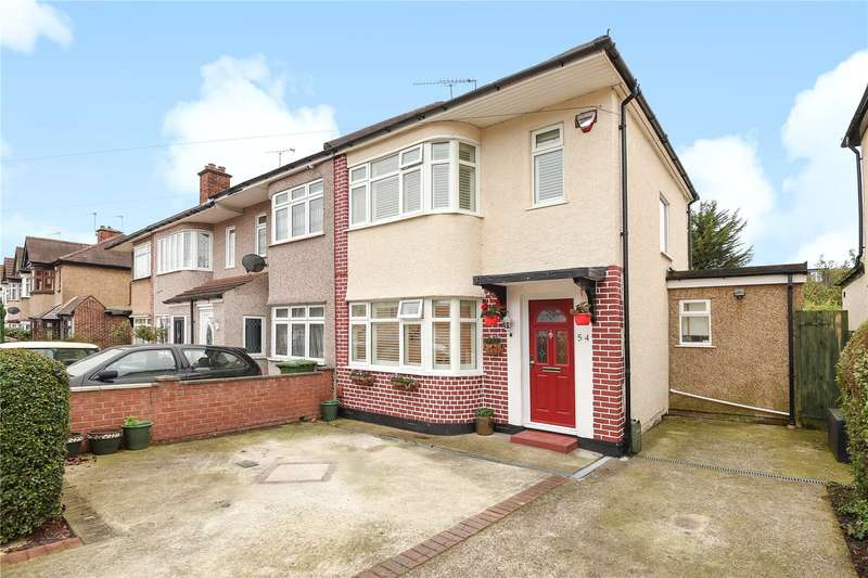 2 Bedrooms End Of Terrace House for sale in Bempton Drive, Ruislip Manor, Middlesex, HA4