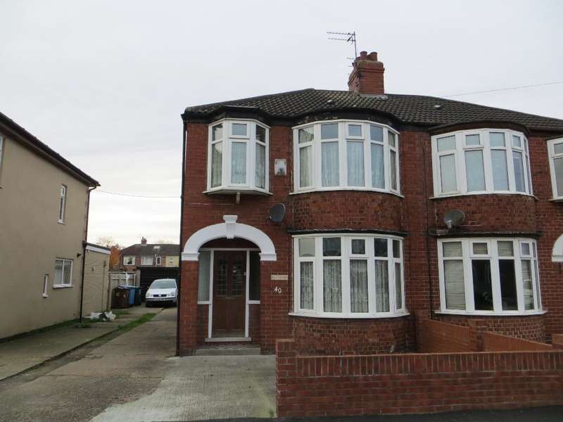 3 Bedrooms Semi Detached House for sale in Windsor Road, Hull, HU5 4HE