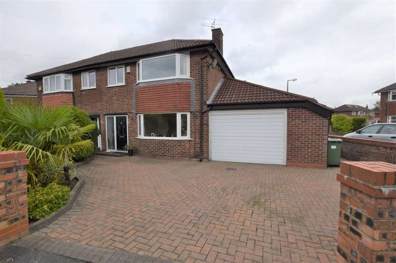 3 Bedrooms Semi Detached House for sale in East Downs Road, Cheadle Hulme