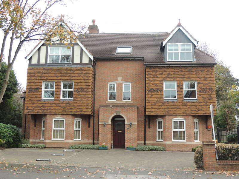 2 Bedrooms Flat for sale in Station Road, Dorridge, Solihull
