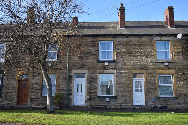2 Bedrooms Terraced House for sale in Ashfield Terrace, Thorpe, Wakefield