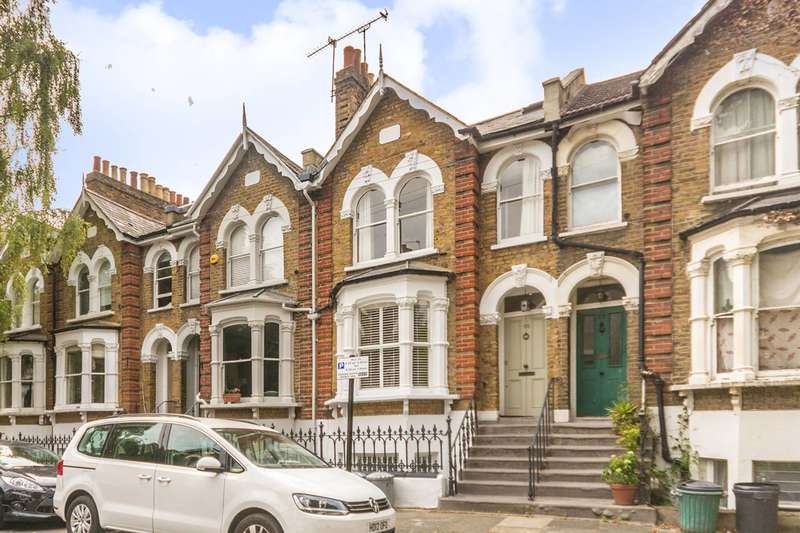 3 Bedrooms Terraced House for sale in Summerhouse Road, Stoke Newington, N16
