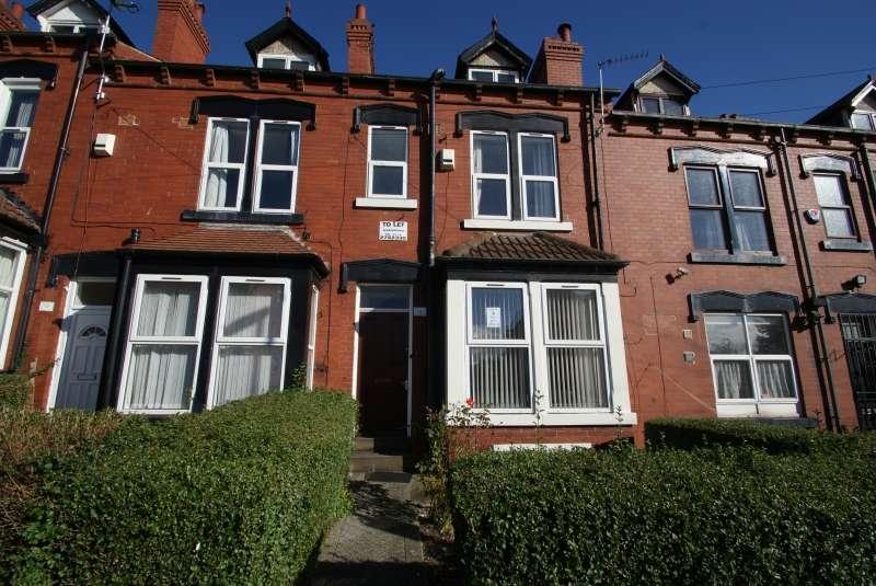 6 Bedrooms Terraced House for rent in Headingley Mount, Headingley, Leeds