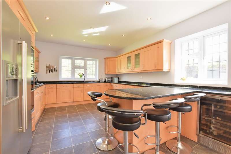4 Bedrooms Detached House for sale in The Glade, Fetcham, Leatherhead, Surrey
