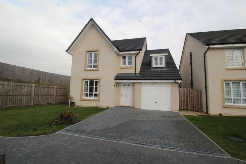 4 Bedrooms Detached House for sale in Appleton Drive, Livingston, EH54