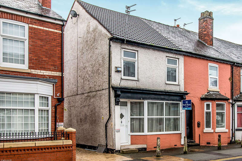 3 Bedrooms Terraced House for sale in Parrin Lane, Eccles, Manchester, M30