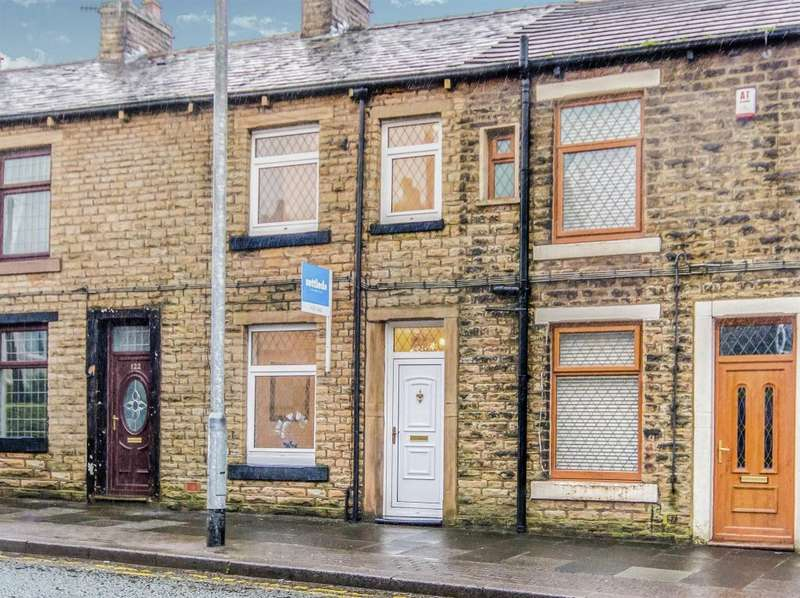 3 Bedrooms Terraced House for sale in Stockport Road, Mossley, Greater Manchester, OL5 0RF