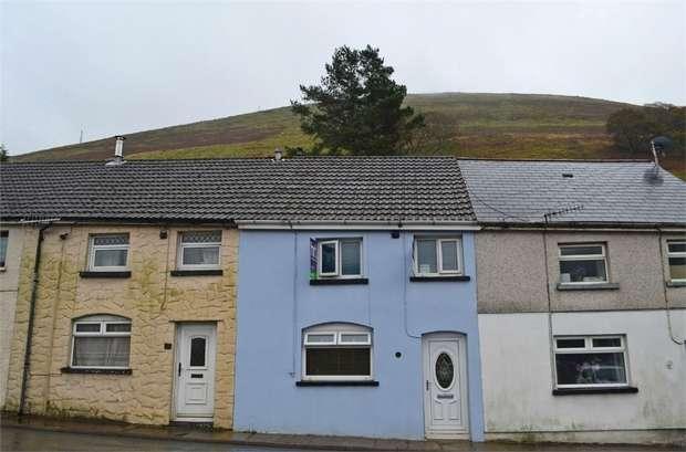 2 Bedrooms Terraced House for sale in Aber Houses, Nantymoel, Bridgend, Mid Glamorgan