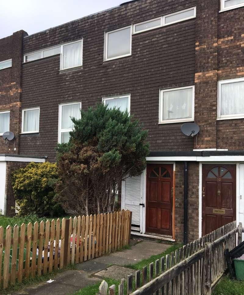 2 Bedrooms Maisonette Flat for sale in Tanhurst Walk, Abbey Wood, London, SE2 9SN