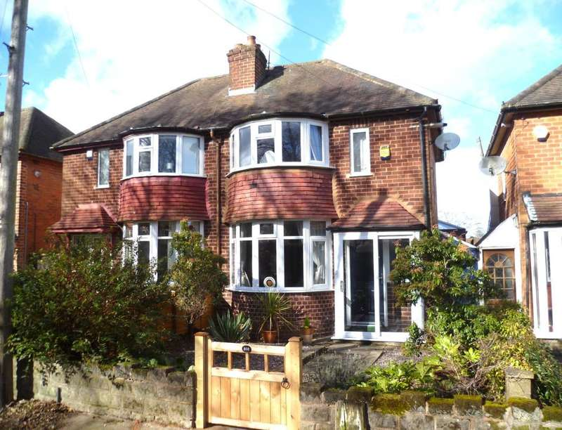 2 Bedrooms Semi Detached House for rent in Lickey Road, Rednal, Birmingham, B45