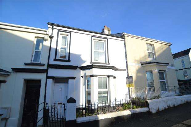 2 Bedrooms Terraced House for sale in Marina Terrace, Plymouth, Devon