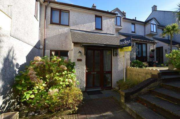 2 Bedrooms Terraced House for sale in Hendras Court, St. Ives, Cornwall