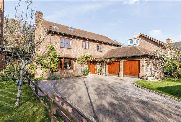 7 Bedrooms Detached House for sale in Frenchay Close, Bristol, BS16