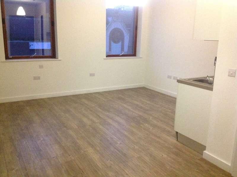 Studio Flat for rent in 2 Moorfields, ,