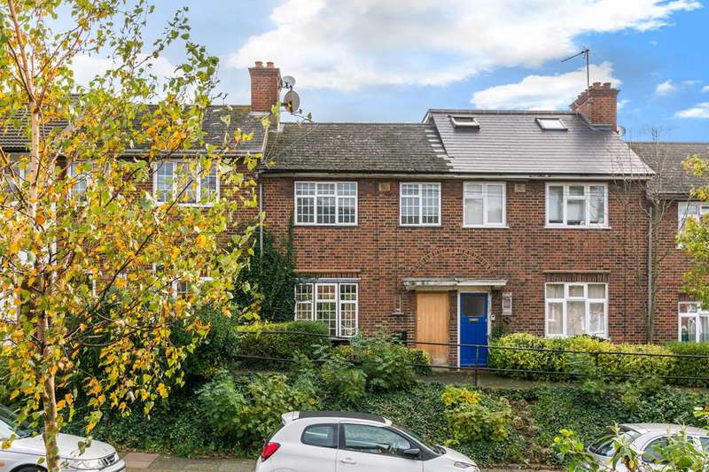 3 Bedrooms House for sale in Nimrod Road, Furzedown, SW16