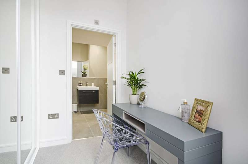 1 Bedroom Mews House for sale in Finchley Mews, North Finchley, N12
