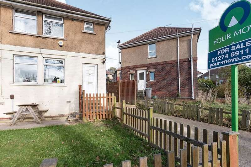 3 Bedrooms Semi Detached House for sale in Cameron Avenue, Wyke, Bradford, BD12