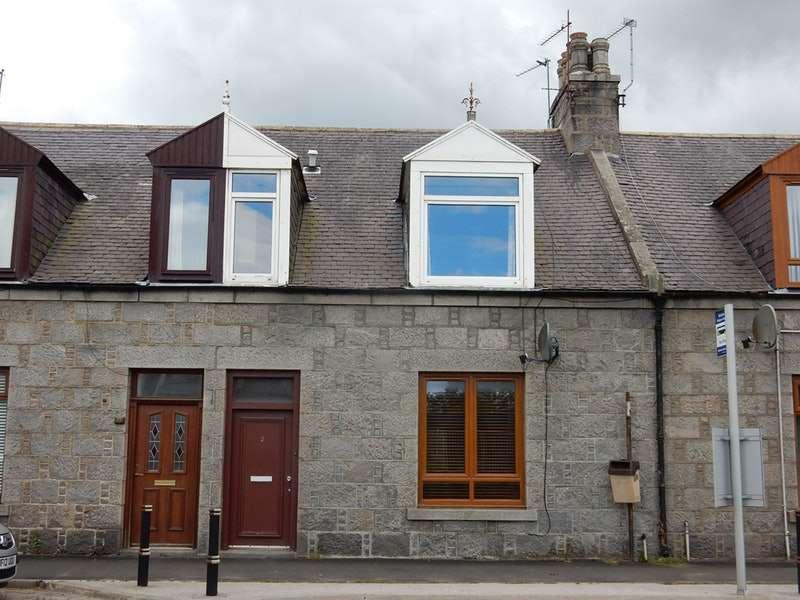 1 Bedroom Maisonette Flat for sale in Smithfield, Kintore, Aberdeenshire, AB51