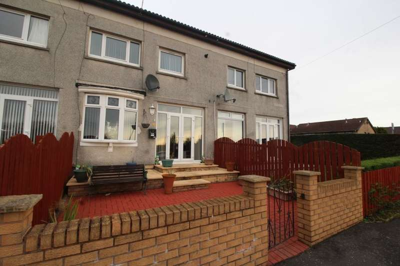 3 Bedrooms Property for sale in Ash Grove, Blackburn, Bathgate, EH47