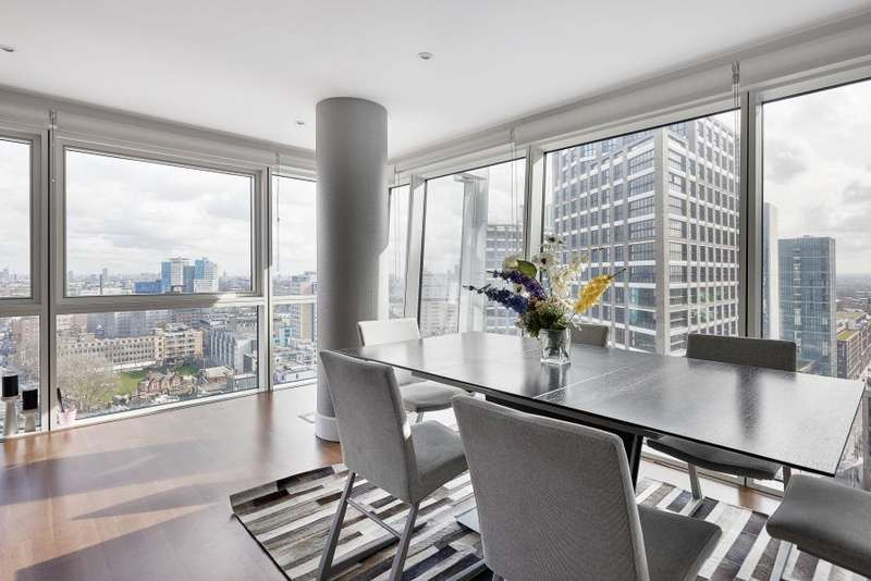 2 Bedrooms Flat for sale in Crawford Building, Whitechapel High Street, E1