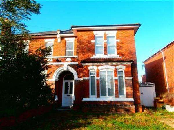 8 Bedrooms Semi Detached House for rent in Alma Road, Southampton
