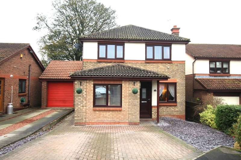 3 Bedrooms Detached House for sale in Roast Calf Lane, Bishop Middleham, Ferryhill, DL17
