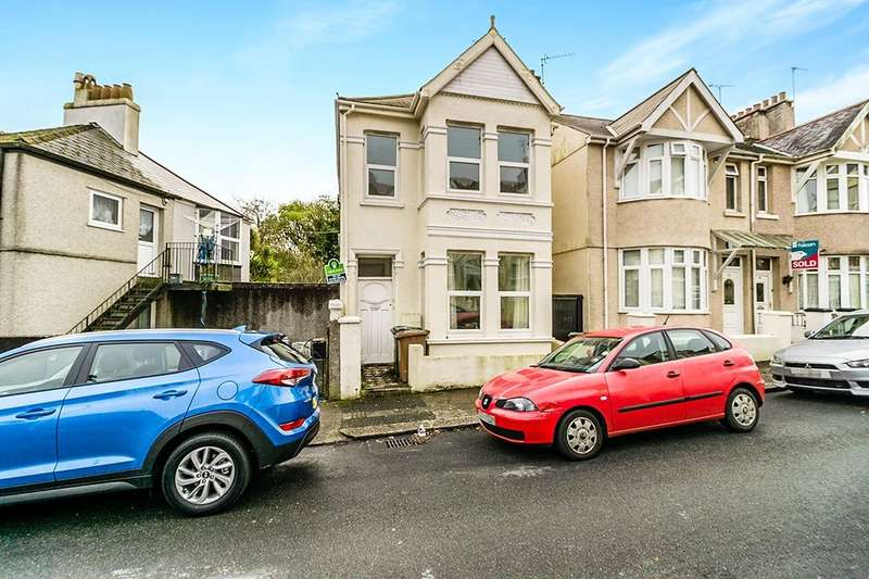 4 Bedrooms Detached House for sale in Meredith Road, Plymouth, PL2