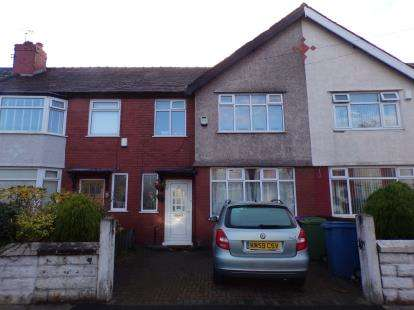 3 Bedrooms Town House for sale in Pitville Road, Liverpool, Merseyside, L18