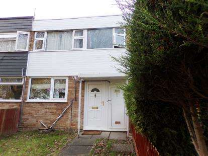 3 Bedrooms Terraced House for sale in Cullen Place, Bletchley, Milton Keynes