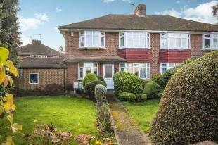 2 Bedrooms Maisonette Flat for sale in Mansfield Road, Chessington