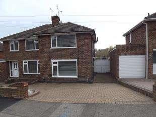 3 Bedrooms Semi Detached House for sale in Lonsdale Drive, Rainham, Gillingham, Kent