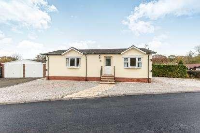 2 Bedrooms Bungalow for sale in Pathfinder Village, Exeter, Devon