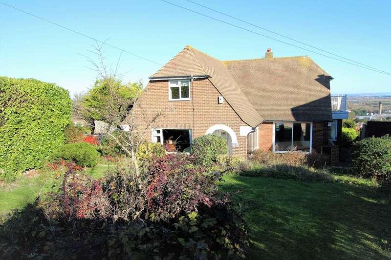3 Bedrooms Detached House for sale in Willingdon Road, Eastbourne, BN21 1TU