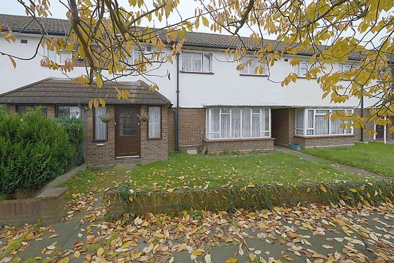 3 Bedrooms Terraced House for sale in Canterbury Road, Feltham, Middlesex, TW13