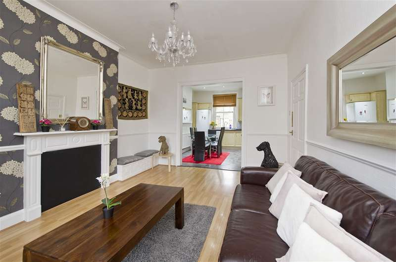 6 Bedrooms Terraced House for sale in Cathnor Road, Shepherd's Bush