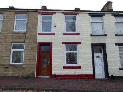 2 Bedrooms Terraced House for sale in Raglan Street, Nelson, Lancashire, BB9