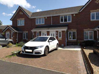 2 Bedrooms Terraced House for sale in Ancroft Drive, Hindley, Wigan, Greater Manchester, WN2