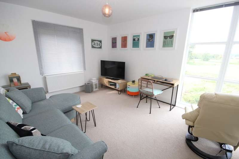 2 Bedrooms Flat for sale in Nightingale Way, Catterall, Preston, PR3
