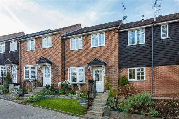 2 Bedrooms Terraced House for sale in Silver Hill, CHALFONT ST GILES, Buckinghamshire