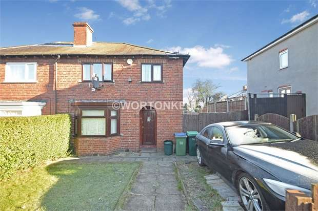 3 Bedrooms Semi Detached House for sale in Princes Road, Tividale, OLDBURY, West Midlands