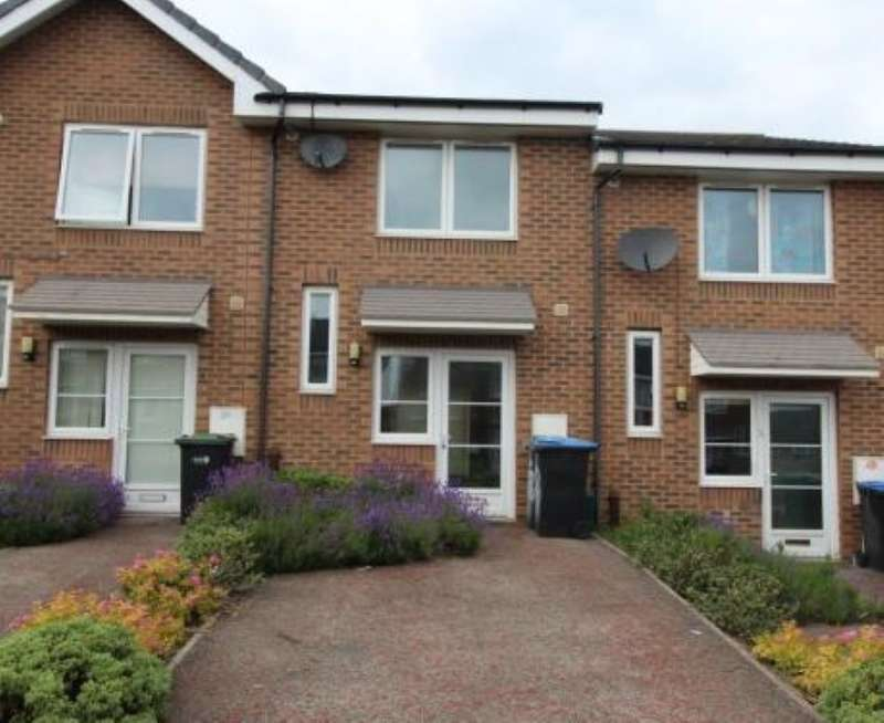 2 Bedrooms Terraced House for sale in Eloise Close, Seaham, County Durham, SR7 7TX