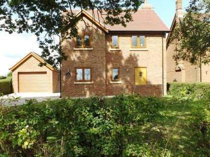3 Bedrooms Detached House for sale in Bartley, Southampton, Hampshire
