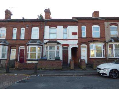 2 Bedrooms House for sale in Station Street East, Foleshill, Coventry, West Midlands