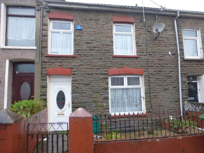 3 Bedrooms Terraced House for sale in Mill Street, Tonyrefail, Porth