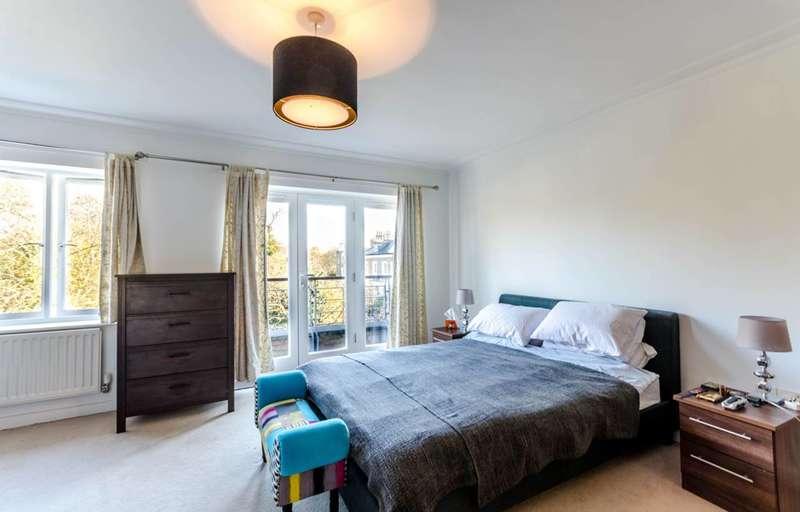 4 Bedrooms House for sale in Ravenscourt Square, Ravenscourt Park, W6