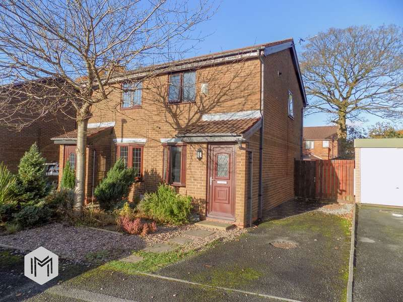 2 Bedrooms Semi Detached House for sale in Kiln Croft, Clayton-le-Woods, Chorley, PR6