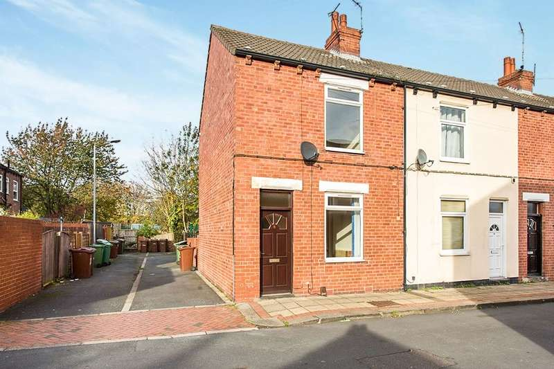 2 Bedrooms Terraced House for sale in Hope Street West, Castleford, WF10